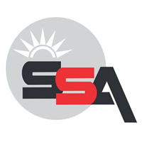 SSA INDUSTRIES logo