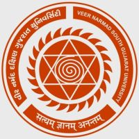 Veer Narmad South Gujarat University Company Logo