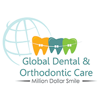 Global Dental & Orthodontic Care logo