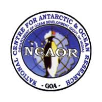 National Centre for Antarctic & Ocean Research Company Logo