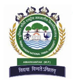 Indira Gandhi National Tribal University Company Logo