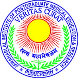 Jawaharlal Institute of Postgraduate Medical Education and Research Company Logo