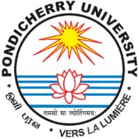 Pondicherry University Company Logo