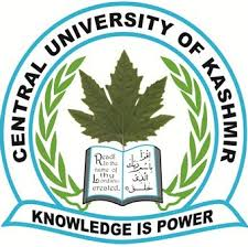 Central University of Kashmir (CUK) Company Logo
