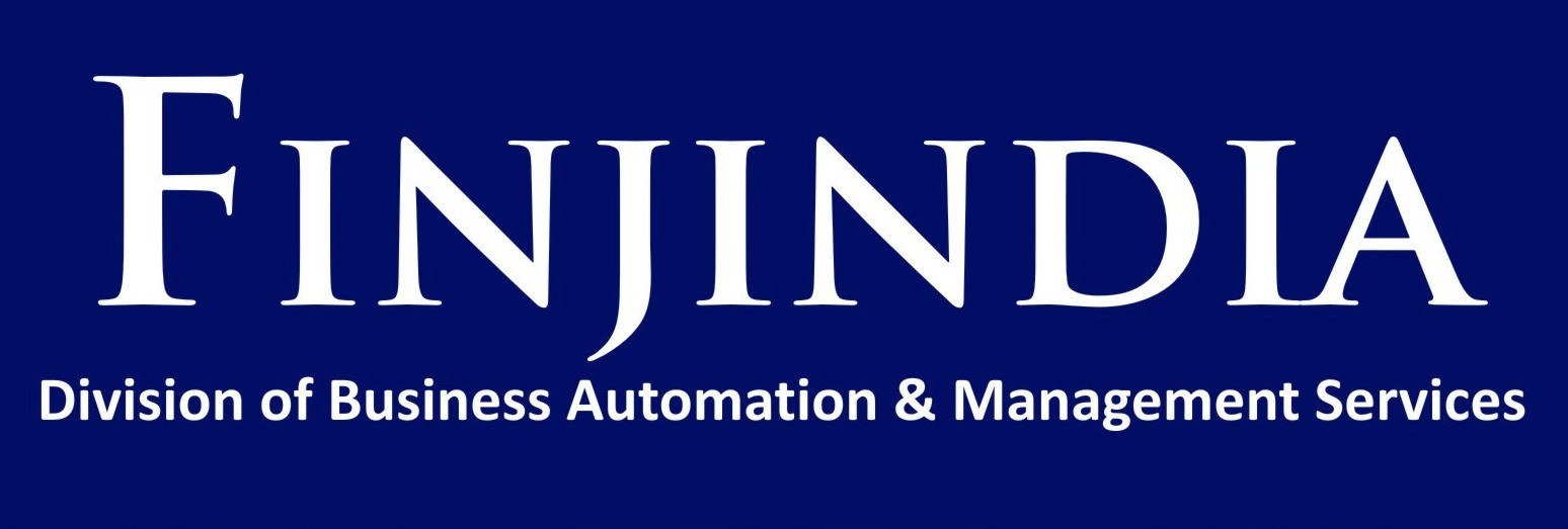 Finjindia Business Automation & Management Services ( HR Management Services ) Logo