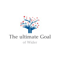 Wider Network-Ultimate Goal of Wider Company Logo