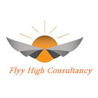 Flyy High Consultancy Company Logo