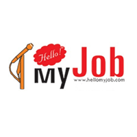 Hello My Job logo