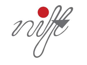 National Institute of Fashion Technology logo
