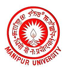 Manipur University Company Logo