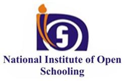 National Institute of Open Schooling logo