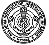 All India Institute Of Speech & Hearing logo