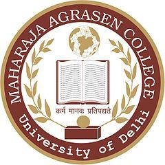 Maharaja Agrasen College Company Logo