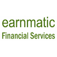 Earnmatic financial services logo