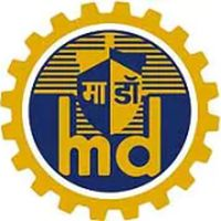 Mazagon Dock Shipbuilders Limited Company Logo