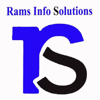 RAMS INFO SOLUTIONS logo