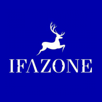 IFAZONE RUNWAY FASHION INDUSTRY logo