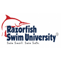 razorfish swim university logo