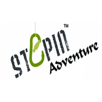 Stepin Adventure logo