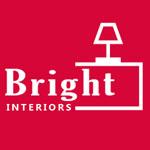 Bright Interior Company Logo
