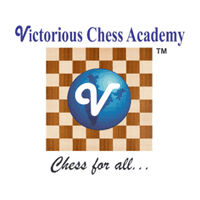 Victorious Chess Academy logo