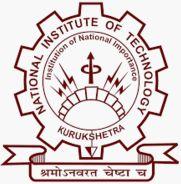 National Institute of Technology Kurukshetra Company Logo