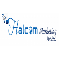 Halcom Marketing Pvt. Ltd. logo