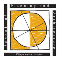School of Planning and Architecture: Vijayawada logo