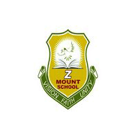 Zmount English Medium School logo