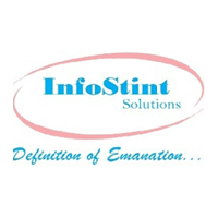 INFOSTINT SOLUTIONS Company Logo