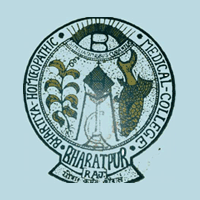 Bhartiya Homeopathic Medical College logo
