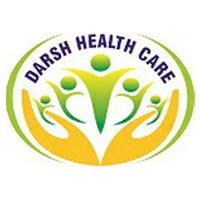 DARSH HEALTH CARE logo