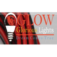 glow glorious lights logo