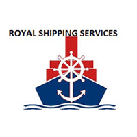 royal shipping services logo