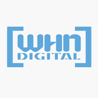 WHN DIGITAL logo