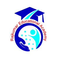 Rajkumar educational academy logo