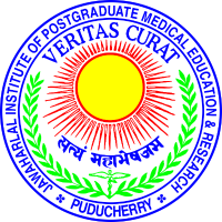 Jawaharlal Institute Of Post Graduate Medical Education & Research Company Logo