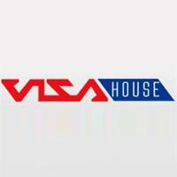 Visa House Company Logo