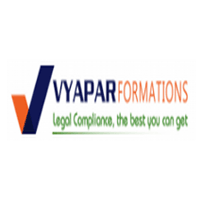 VyaparFormations.com logo