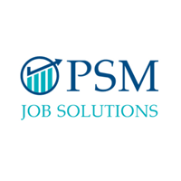 PSM JOB SOLUTIONS logo