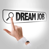 Dream jobs placement services logo