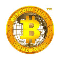 Bitcoin India Software Services put ltd logo