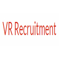 VR Recruitments logo