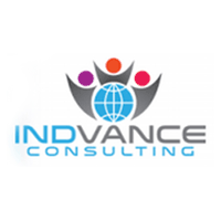 Indvance Consulting logo