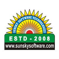 SUNSKY SOFTWARE TECHNOLOGIES (P) LTD. Company Logo