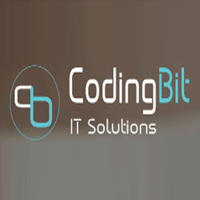 CodingBit IT Solutions Company Logo