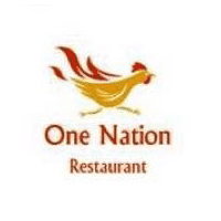 ONE NATION RESTAURANT-MADARPUR logo