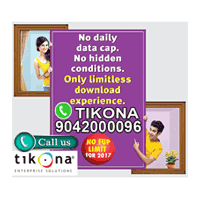 Tikona Digital networks logo