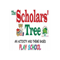 The scholars Tree School Agra (my First School) logo