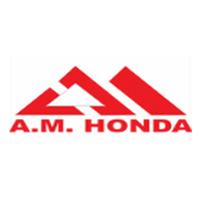 A M HONDA Company Logo